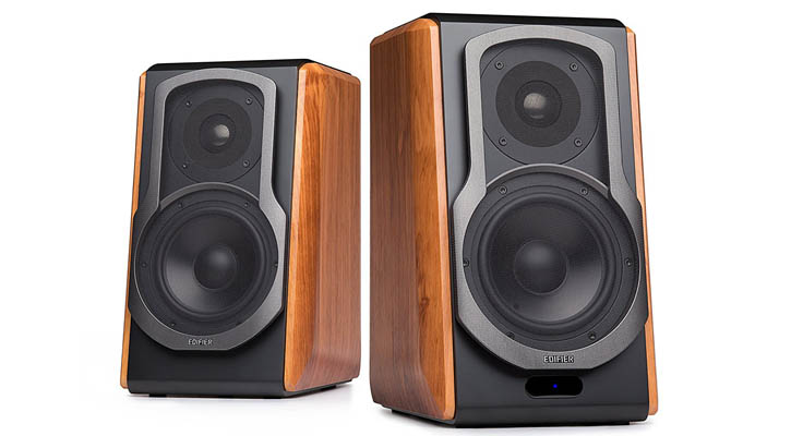 Loudspeakers web site